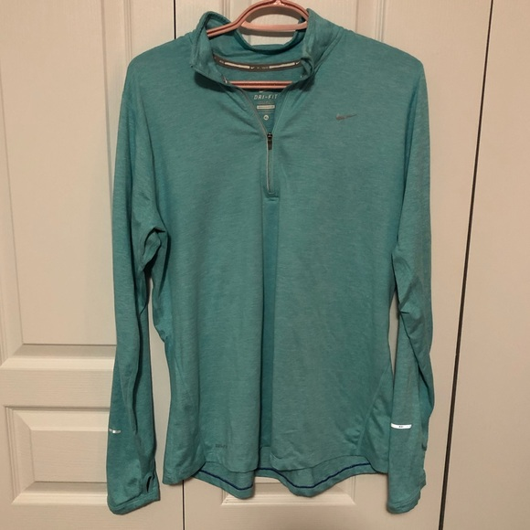 NIKE DRI-FIT RUNNING ACTIVE TOP